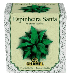Espinheira Santa Chamel 10 Sachês 13g
