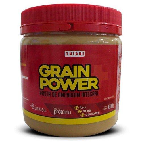 Pasta de Amendoim Gran Power Cremosa Thiani 1Kg