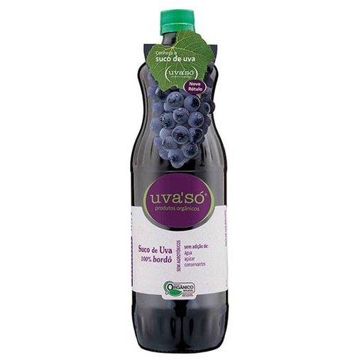 Suco de Uva Integral Orgânico Uva'só 1L