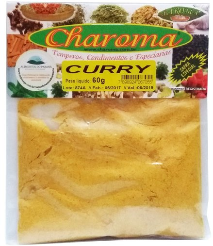 Curry Charoma 60g