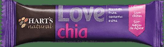 Barra Harts Natural Love Chia 35g