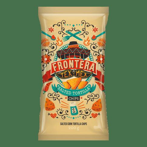 Tortilha de Milho Natural Frontera 200g