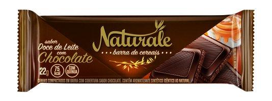 Barra de Cereal Doce de Leite com Chocolate Naturale 22g