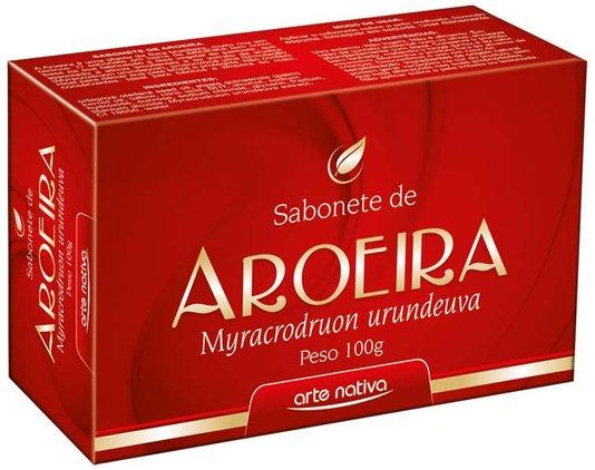 Sabonete Aroeira Arte Nativa 100g