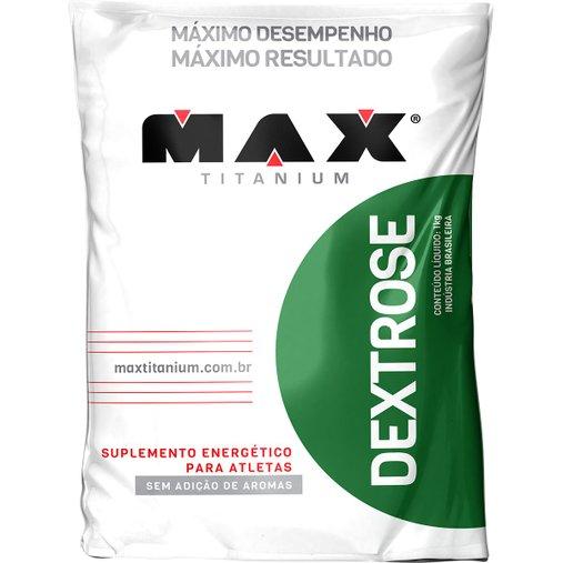 Dextrose Natural Max Titanium 1 kg