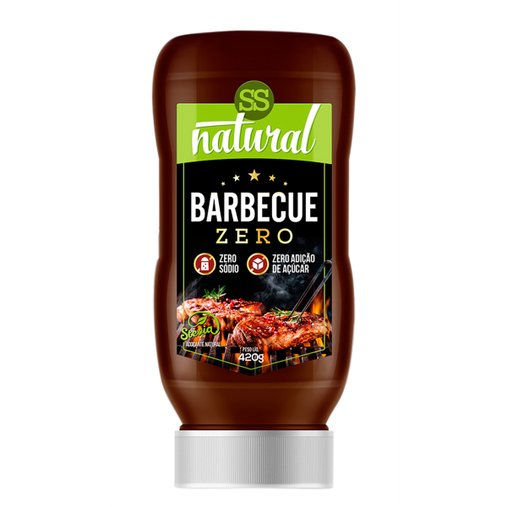 Molho Barbecue Zero SS Natural 420g