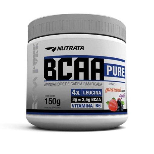BCAA Pure 4.1.3 Guaraná com Açaí Nutrata 300g
