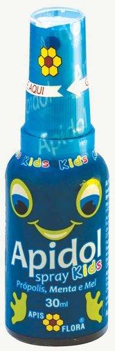 Apidol Kids Spray de Mental Kids Apis Flora 30 mL