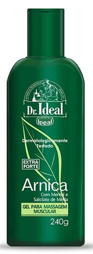 Gel para Massagem Muscular Arnica Extra Forte Dr. Ideal 240g