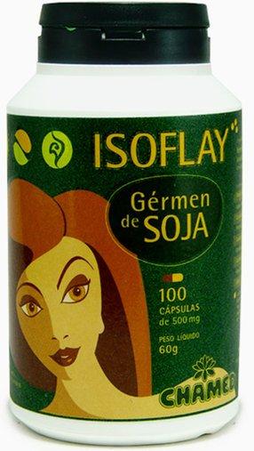Isoflay 500mg Chamed 100 Cápsulas