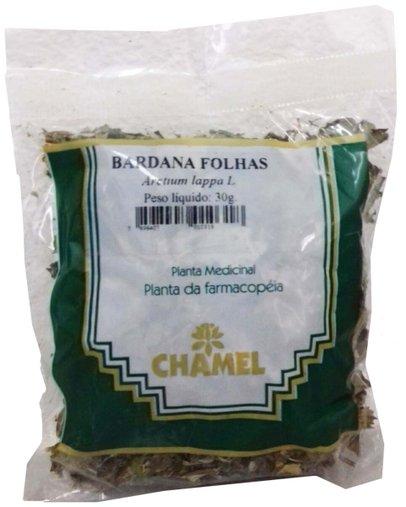 Bardana Folhas Chamel 30g