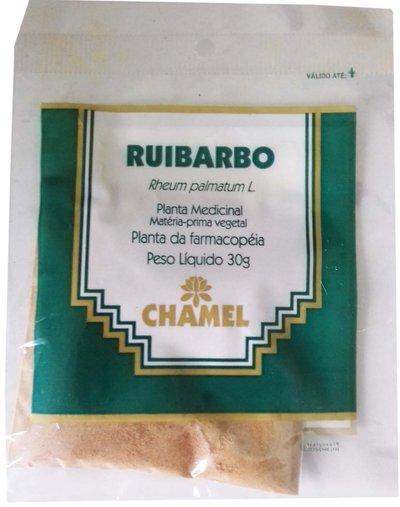 Ruibarbo Chamel 30g