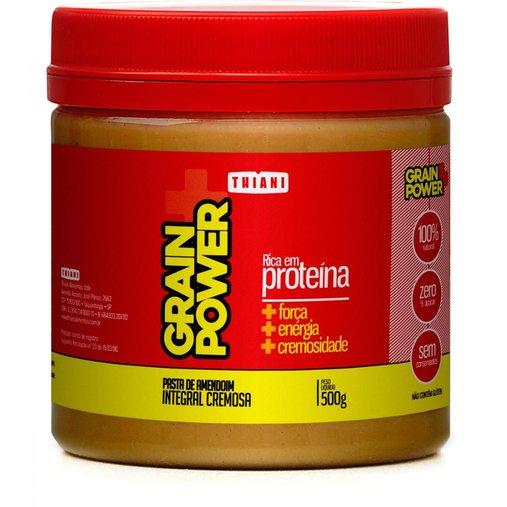 Pasta de Amendoim Gran Power Crocante Thiani 500g