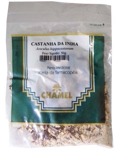 Castanha da Índia Chamel 50g