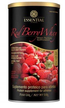 RedBerry Whey Protein Essentiail Nutrition 510g