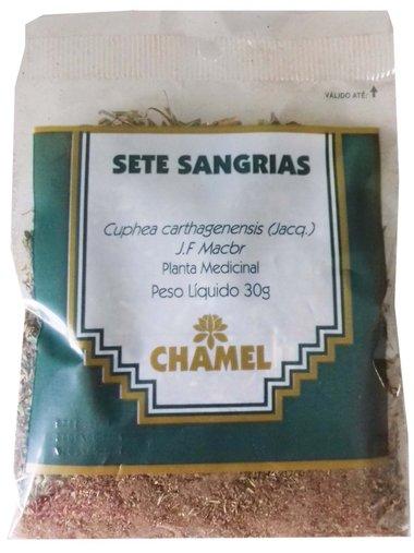 Sete Sangrias Chamel 30g
