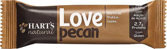 Barra Harts Natural Love Pecan 35g
