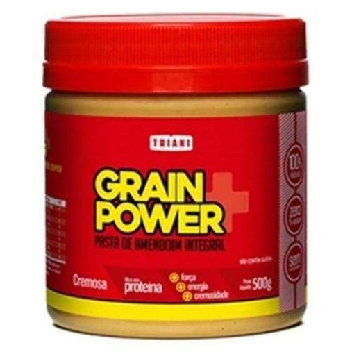 Pasta de Amendoim Gran Power Cremosa Thiani 500g