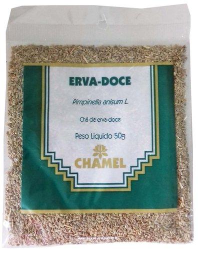 Erva Doce Chamel 50g