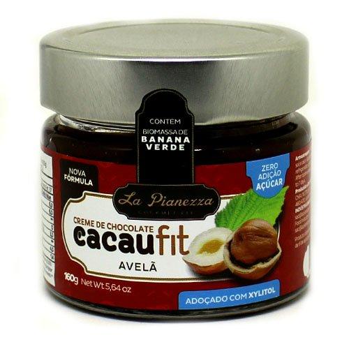 Creme de Chocolate Cacau Fit Avelã La pianezza 145g