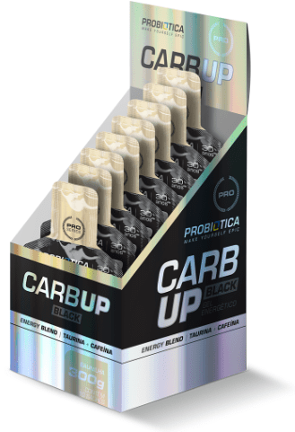 Carb Up Baunilha Probiótica 10un x 30g