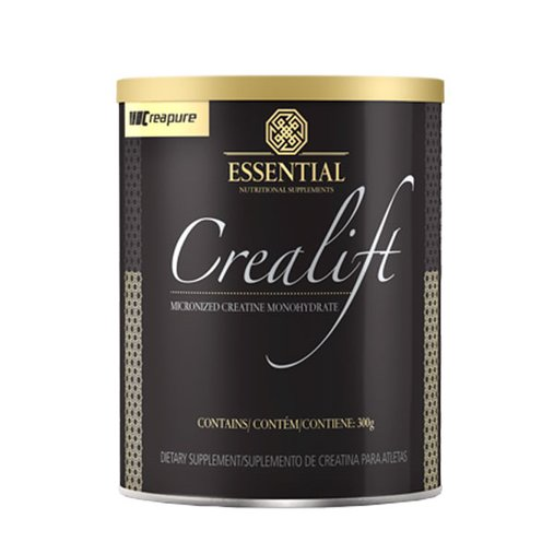 CreaLift Creatina Monohidratada Creapure Essential Nutrition 300g