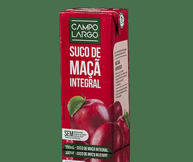 Suco de Maçã Campo Largo 200mL