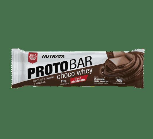 Proto Bar Choco Whey Nutrata 70g