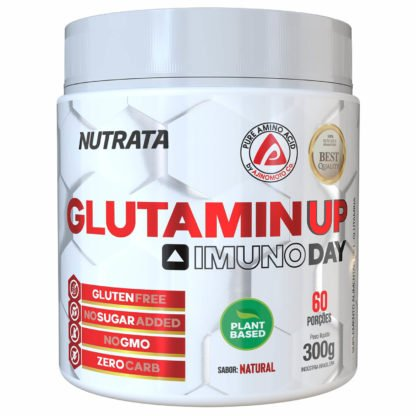 Glutamin Up Imuno Day Ajinomoto Nutrata 150g
