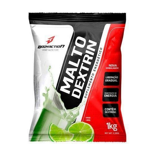 Malto Dextrin Limão Body Action 1 Kg