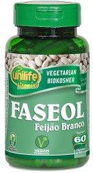 Faseol Feijão Branco 500mg Unilife 60 Cápsulas